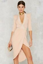Zhivago Sheer Eye of Horus Gown By Nasty Gal Size XS