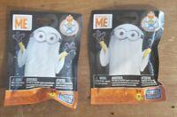 Despicable Me Halloween Vampire & Fireman Minions Mystery Figures Mega Bloks
