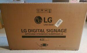 "LG 43SM5KE-B Digital Signage Display - 43"" LCD - 1920 x 1080"