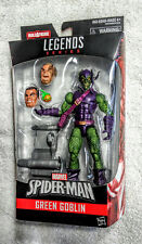 Marvel Legends Green Goblin Sandman Spider-Man New and Sealed