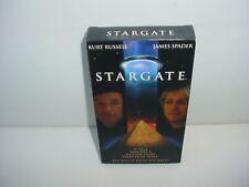 Stargate  VHS Video Tape Movie