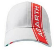 CAP Abarth Rally Fiat White with Red Stripe Logo NEW! Motorsport Merchandise