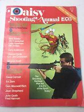 Original Rare Daisy Shooting Annual 1976 Magazine Special Family Edition