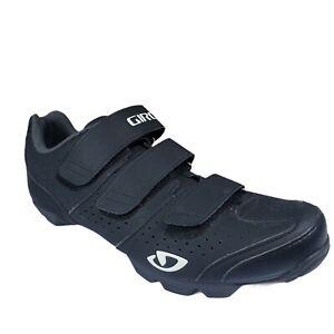 Giro Riela R Womens Cycling Shoes Size 10 EU 42 Black Mountain Biking