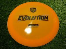 new Enigma Neo 175 orange Primal Run Evolution driver Discmania disc golf