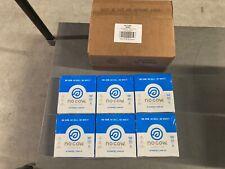 Sealed Lot of 72 NO COW Blueberry Cobbler Bars Vegan Plant Based Gluten Free 6