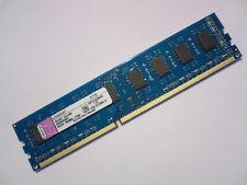 4GB DDR3-1333 PC3-10600 1333Mhz KINGSTON KVR1333D3N9/4G DESKTOP RAM SPEICHER