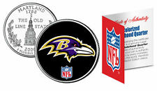 BALTIMORE RAVENS NFL Maryland U.S. Statehood Quarter U.S. Coin  *Licensed*