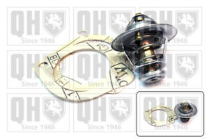 Coolant Thermostat fits OPEL FRONTERA A 2.8D 95 to 98 28TD QH 1338066 1338074