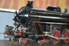 Modelleisenbahnen aus Messing für Gleichstrom mit den Herstellungsjahren 1910-1944