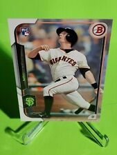 2015 Bowman Baseball #142 Gary Brown RC San Francisco Giants