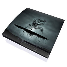 Sony PS3 Slim Console Skin - Flying Tree Black by Vlad Studio - DecalGirl Decal