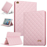 For iPad 9.7 5th/6th Gen 2018 Case Pro 9.7 Leather Smart Flip Stand Luxury Cover