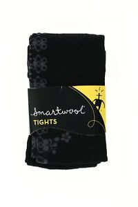 Smartwool 166555 Womens Falling Fable Tights Lifestyle Black Size Medium