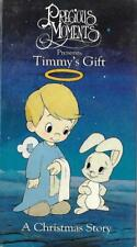 Timmy's Gift A Christmas Story from Precious Moments Vhs 1991 Religious