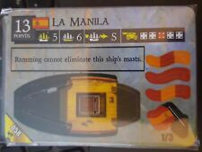 Pirates of the Mysterious Islands #058 La Manila Pocketmodel CPG NrMint-MINT