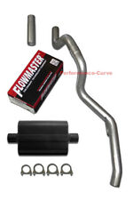 93 - 97 Jeep Grand Cherokee ZJ Cat Back Exhaust System w/ Flowmaster Super 44
