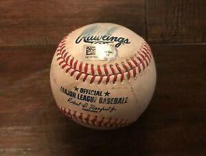 2021 Angels SHOHEI OHTANI Game-Used Pitched 96 mph Fastball Baseball MLB Holo