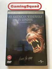 An American Werewolf in London 21st Anniversary DVD, Supplied by Gaming Squad