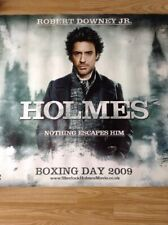 Sherlock Holmes Movie Poster. Robert Downey JR.