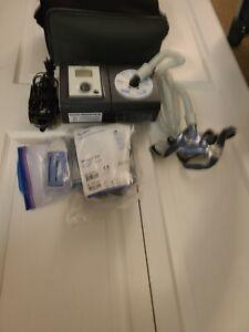 Philips Respironics System One Machine C PAP w/ Travel Bag very lite use.