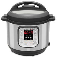 Instant Pot DUO80 8-Quart 7-in-1 Multi-Use Programmable Pressure Cooker