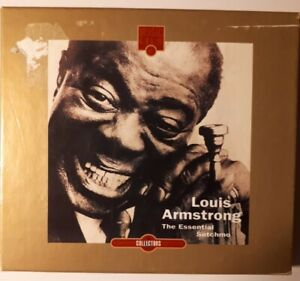 Louis Armstrong The Essential Satchmo Gold CD Music Club Limited E.; Nr. 07075