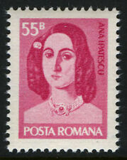 Romania 2552, MI 3266, MNH. Ana Ipatescu, fighter in 1848 revolution, 1975