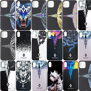 Cover Custodia Marcelo Burlon Per Apple iPhone 6s 7 8 11 12 X Xs Xr Max Pro Plus