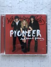 EXCLUSIVE AUTOGRAPHED CD THE BAND PERRY PIONEER NEIL KIMBERLY REID SIGNED
