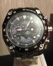Casio Edifice Red Bull F1 - Ef-550rbsp-1av Chronograph - Black Dial