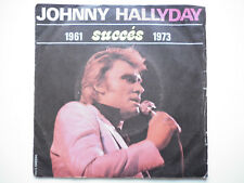 Johnny Hallyday 45Tours SP vinyle Succès 1961-1973