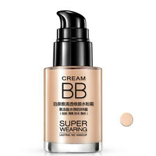 30ml BB Cream Makeup Base Whitening Oil-control Face Liquid Foundation Concealer