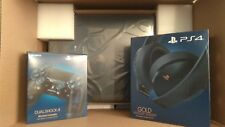 Brand New PlayStation 4 PS4 Pro 500 Million Limited Edition 2TB Set