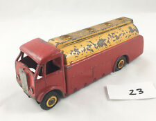 Dinky # 591/991 AEC MONARCH Tanker Shell Chemicals Original Diecast 1952