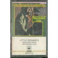Little Richard's MC7 Greatest Hits Recorded Live/40 Emb 31065 Sealed