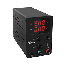 New Listingdc Power Supply Variable Adjustable 60v 5a Switching Dc Regulated Power Supply