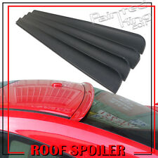 Unpainted Roof Lip Spoiler For Audi A4 B7 Base-Sedan 4-Door 06-08 PUF