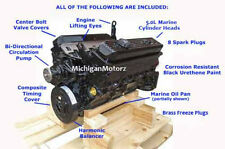 MerCruiser, Volvo Penta, 5.0L Vortec Base Marine Engine (1996-Current) - NEW!