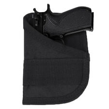 Pocket Gun Pistol Holster Pouch Handgun Bag Right hand Gun Accessories
