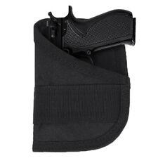 Military Pocket Gun Pistol Holster Pouch Handgun Bag Right Hand Gun Accessories
