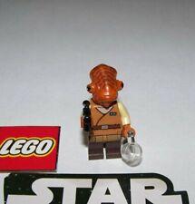 LEGO star wars AMIRAL ACKBAR rebelles minifigs NEUF