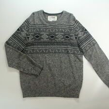 URBAN PIPELINE SWEATER STRIPE CREWNECK GRAY MEN'S SIZE XL X-LARGE MSRP $50 NEW