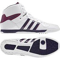 Adidas Attitude Sleek W Schuhe Sneaker Turnschuhe Gr. 42 - 42,5 Leder NEU