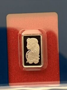Pamp Suisse 1 Gram Palladium Bar (in Assay)