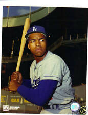 TOMMY DAVIS Unsigned 8x10 Photo Los Angeles Dodgers