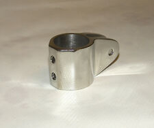 """Jaw Slide 1"""" Inch 316 Stainless Steel, 2 Screws on back 25mm 1"""""""
