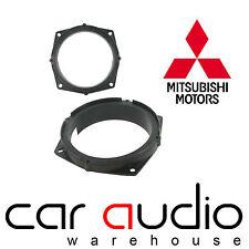 Autoleads SAK-2103 Mitsubishi Colt 05> Speaker Fitting Adaptor Front &Rear 13CM