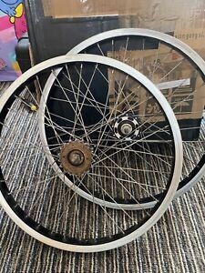 Old School Bmx Sumo Rims 7x Wheels Ukai Araya