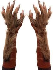 Zagone Studios, Llc - Wolf Gloves One Size Fits Most, Brown